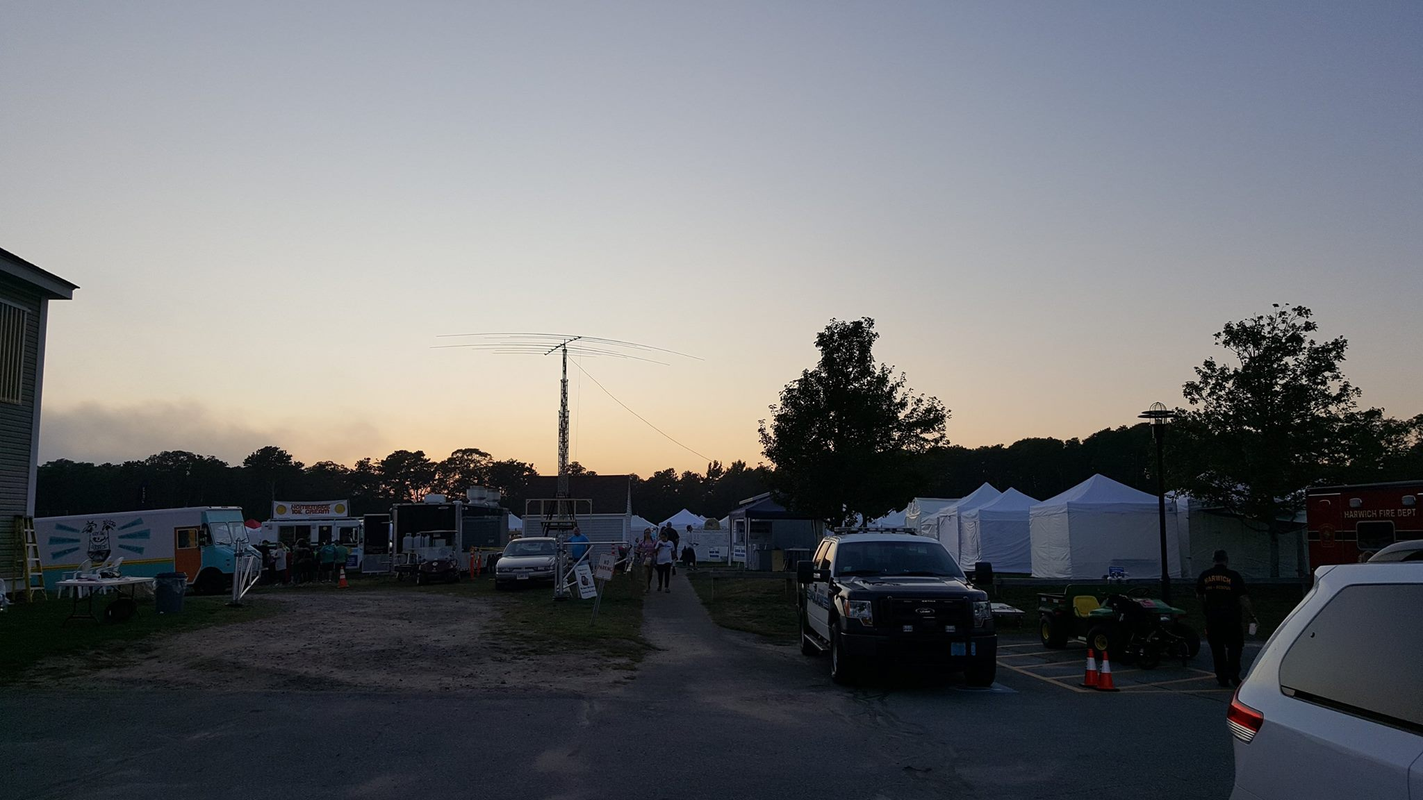 BARC at Harwich Cranberry Festival 2017